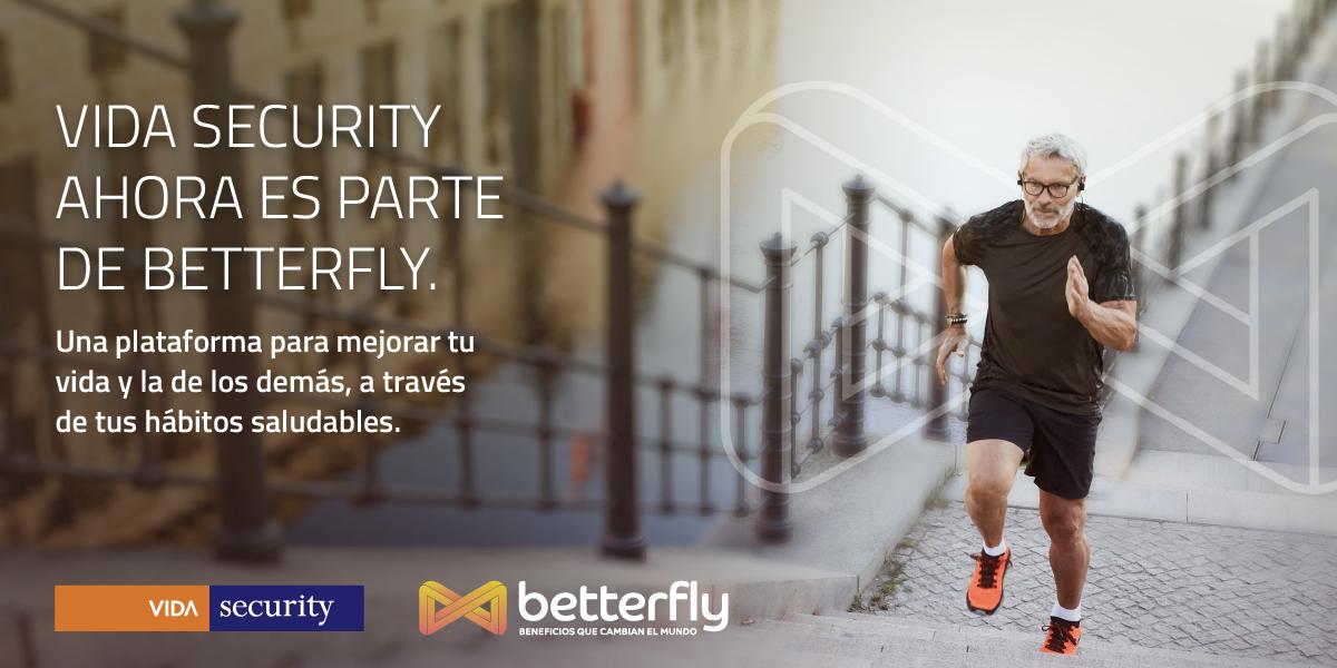 Vida Security y Betterfly ofrecen seguros con sentido