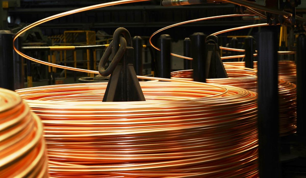 Cobre sigue al alza y cierra en US$3,15 la libra en la Bolsa de Metales de Londres