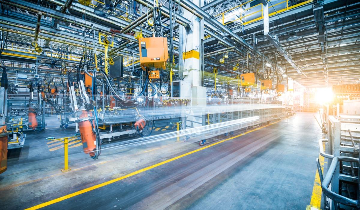 Producción industrial aumentó 1,9% en septiembre