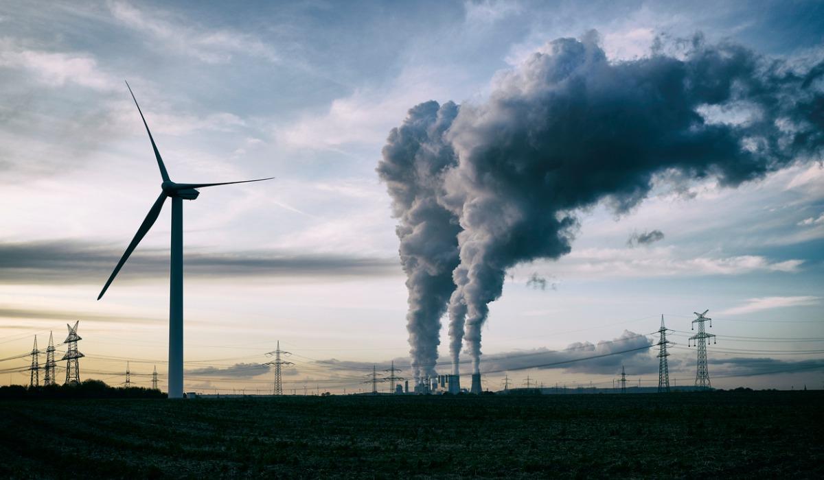 contaminacion y energias renovables